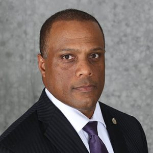 Gerald Hector, Senior Vice President for Administration and Finance at UCF