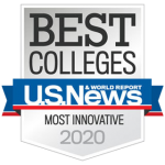 US News Most Innovative College 2020