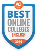 #2 Best Online English Degree + One of the Most Affordable Online Colleges in the Nation
