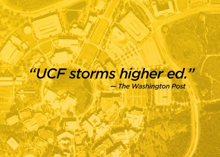 Why choose UCF?