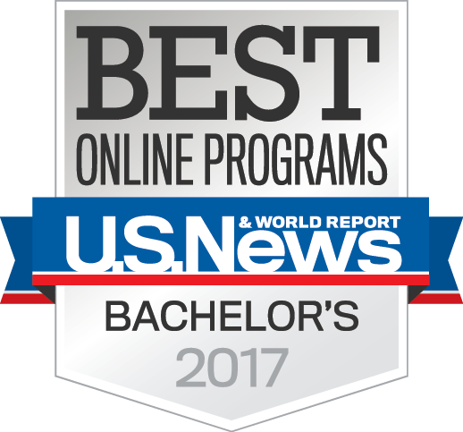 Best Online Bachelors Degree - U.S. News & World Report 2017