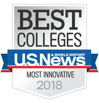 Most Innovative - U.S. News & World Report 2018
