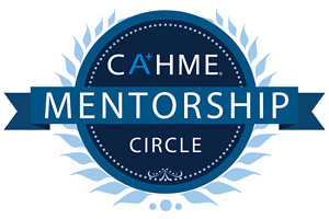 CAHME Mentorship Circle badge