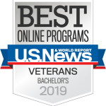 Badge-OnlinePrograms-Veterans-Bachelors-Year_2019