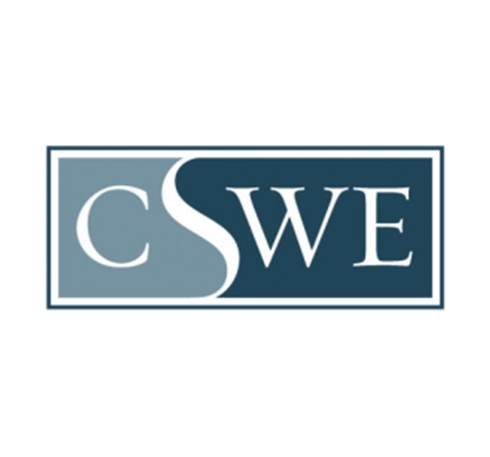 The online master of social work Program at the University of Central Florida School of Social Work is accredited by the Council of Social Work Education. CSWE is a national association that ensures and enhances the quality of social work education