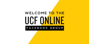 Welcome to the UCF Online Facebook Group