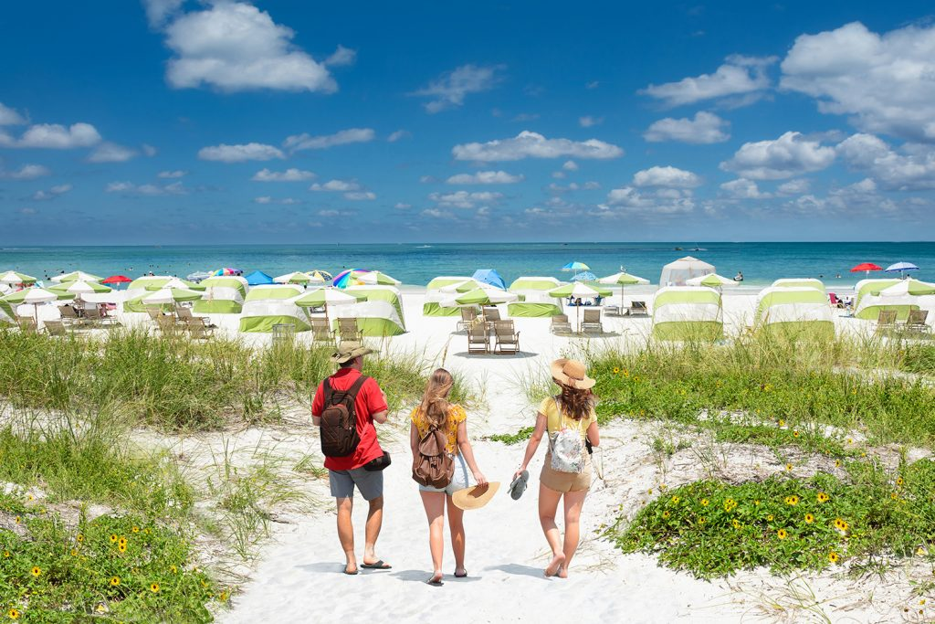Florida Tourism's Impact on Local Businesses: History, Statistics & Resources