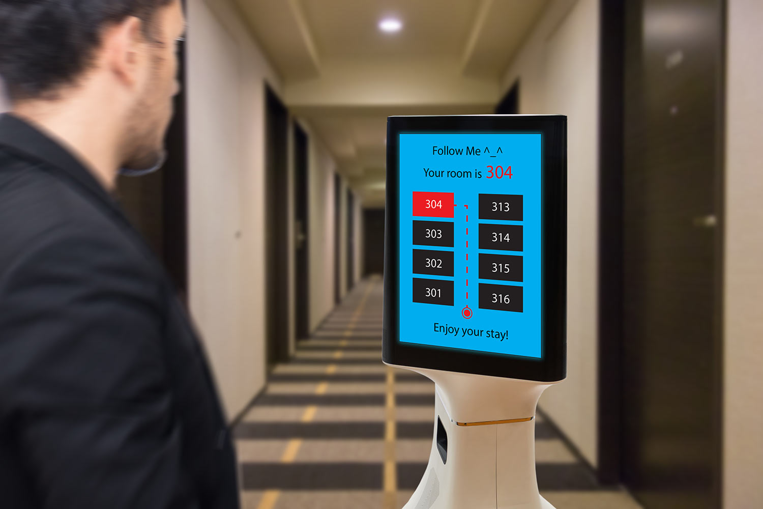 Technology reshaping the hospitality industry