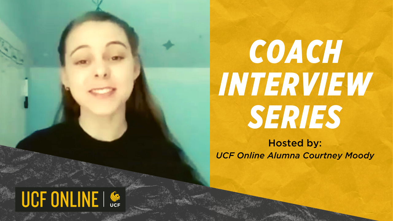 UCF Online Student Interview Series | Episode 2