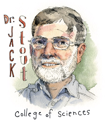 Dr. Jack Stout - College of Sciences