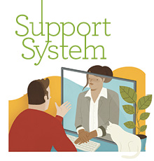 Image result for Counseling system support