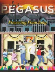 Pegasus Magazine Fall 2013