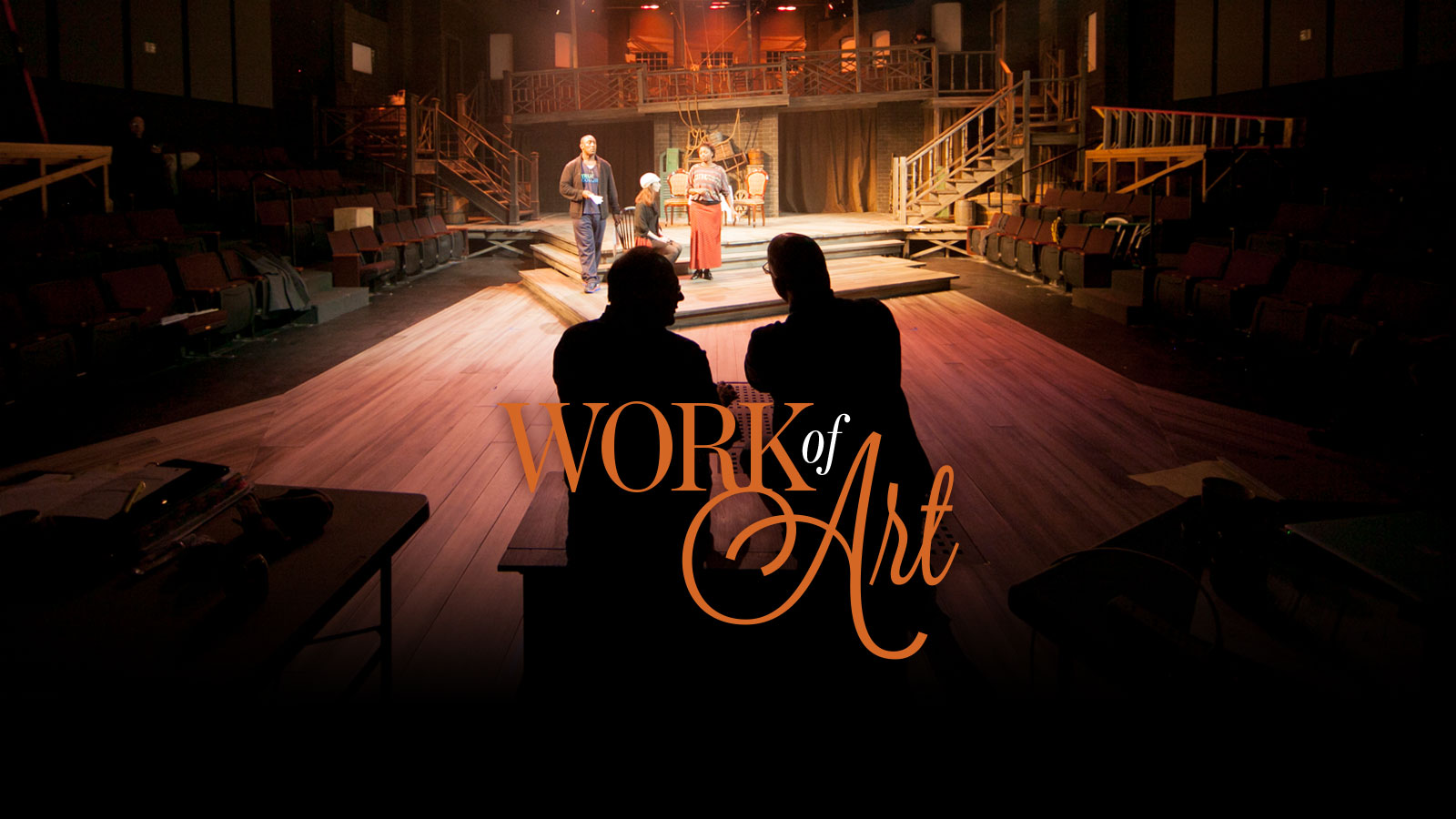 Behind the Curtain: Theatre UCF Presents 'Nicholas Nickleby'