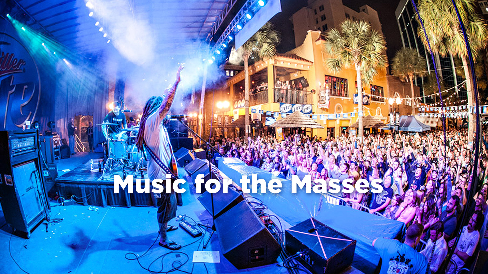 Sean Perry '96 and Rick Wheeler '95: Founders, Florida Music Festival