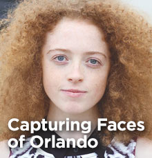 Journalism Student Captures Faces of Orlando