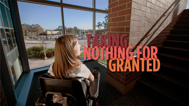 Disabled Students Overcome the Challenges of College