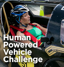 Engineering Students Win 2014 Human Powered Vehicle Challenge