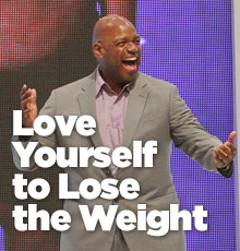 Love Yourself to Lose the Weight