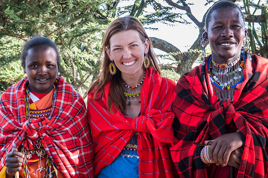 Learning-about-Maasai-culture-at-Maji-Moto-in-Kenya