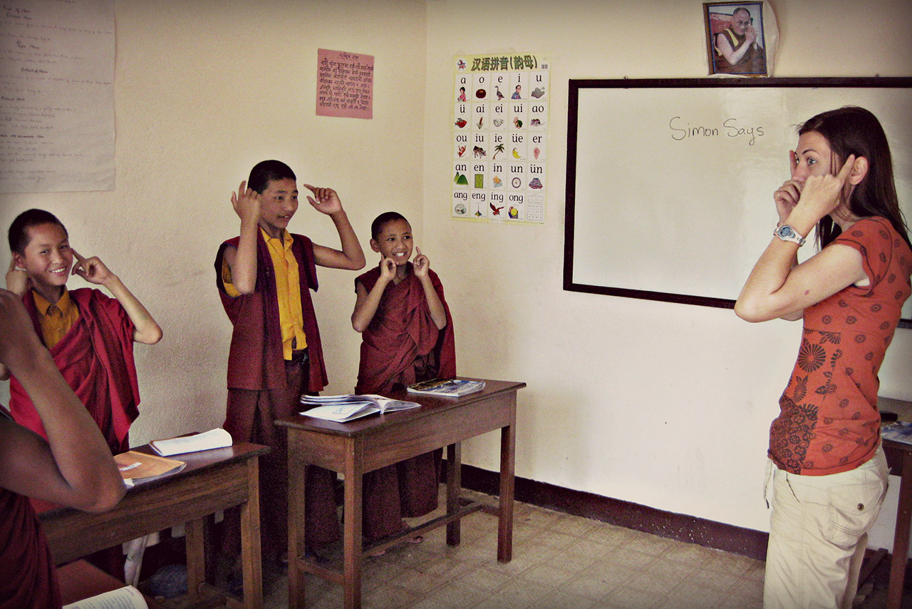 Teaching-English-in-Nepal