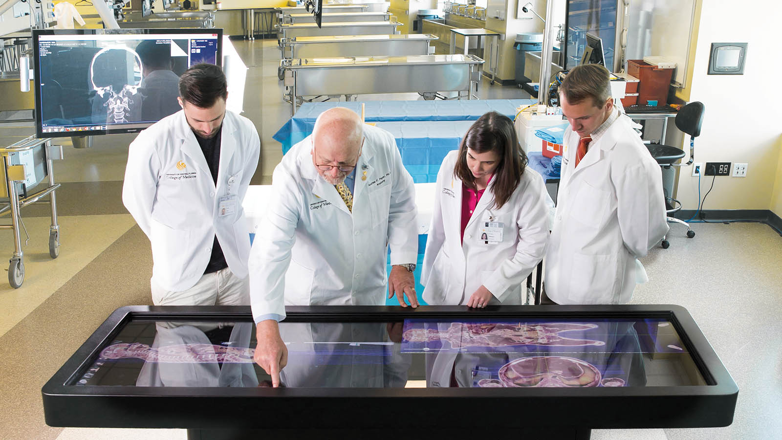 The Ultimate College of Medicine Anatomy Lab