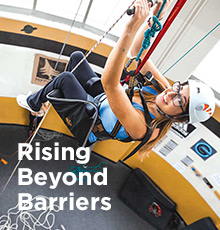 Rising Beyond Barriers