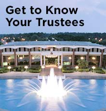 Get to Know Your Trustees