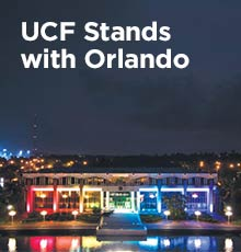 UCF Stands with Orlando