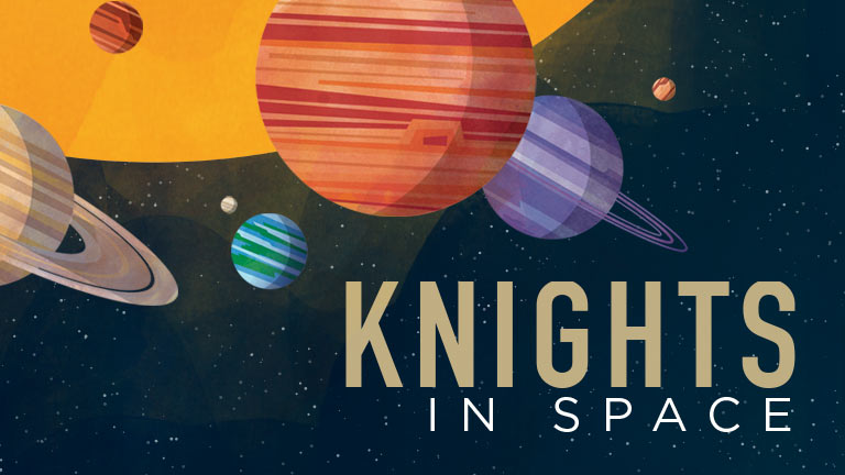 Knights In Space