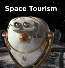Opinion: Space Tourism