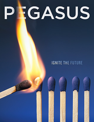 Pegasus Magazine Fall 2016 Cover