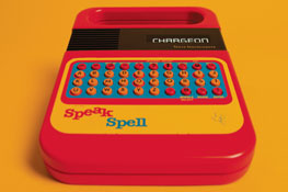 Speak & Spell Was a Game Changer