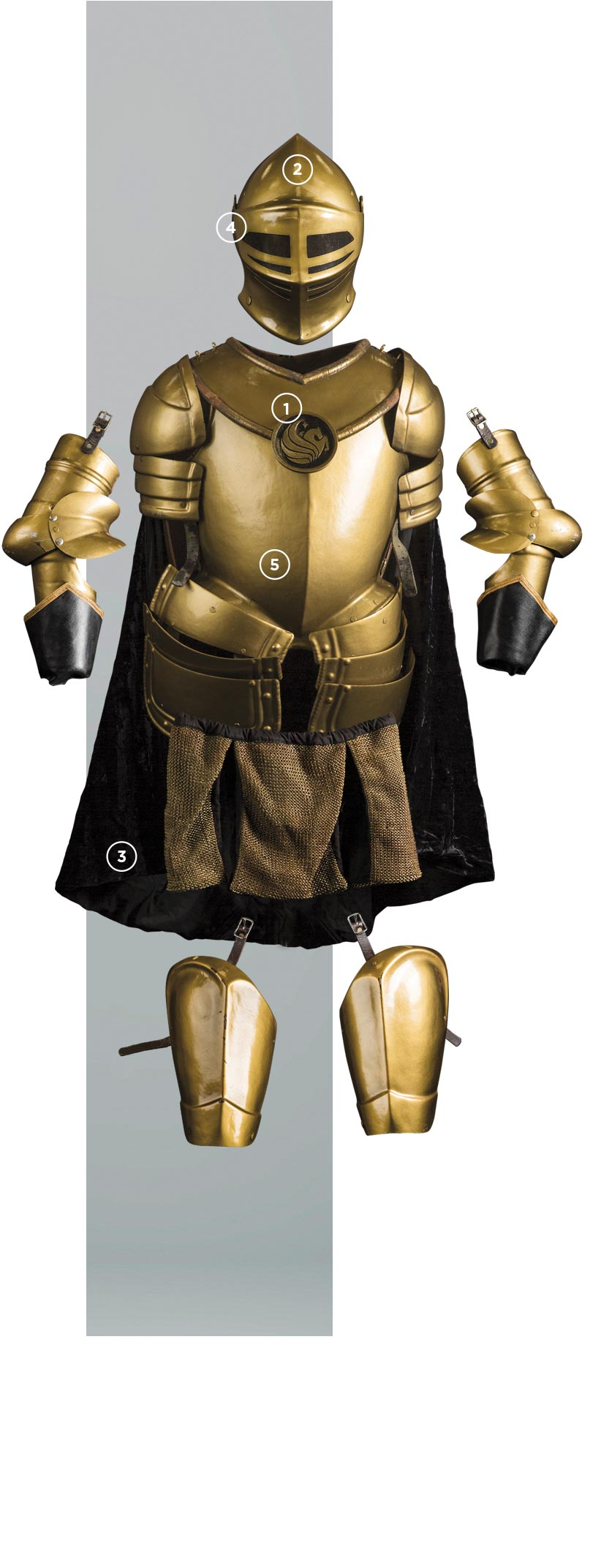 UCF Knight Suit