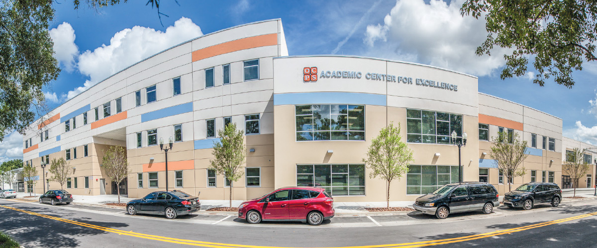 Orange County Public Schools Academic Center for Excellence