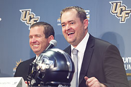 Josh Heupel Named UCF Football Head Coach
