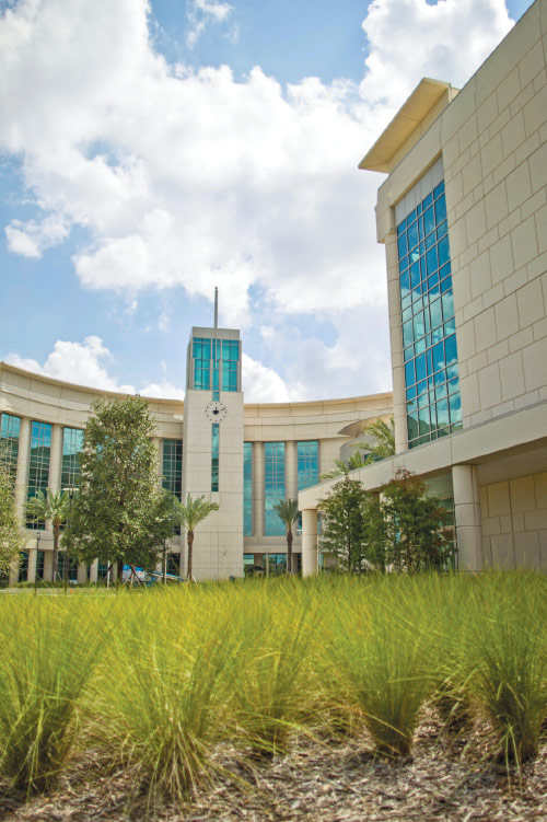 Hitt counts the College of Medicine as one of his proudest achievements.