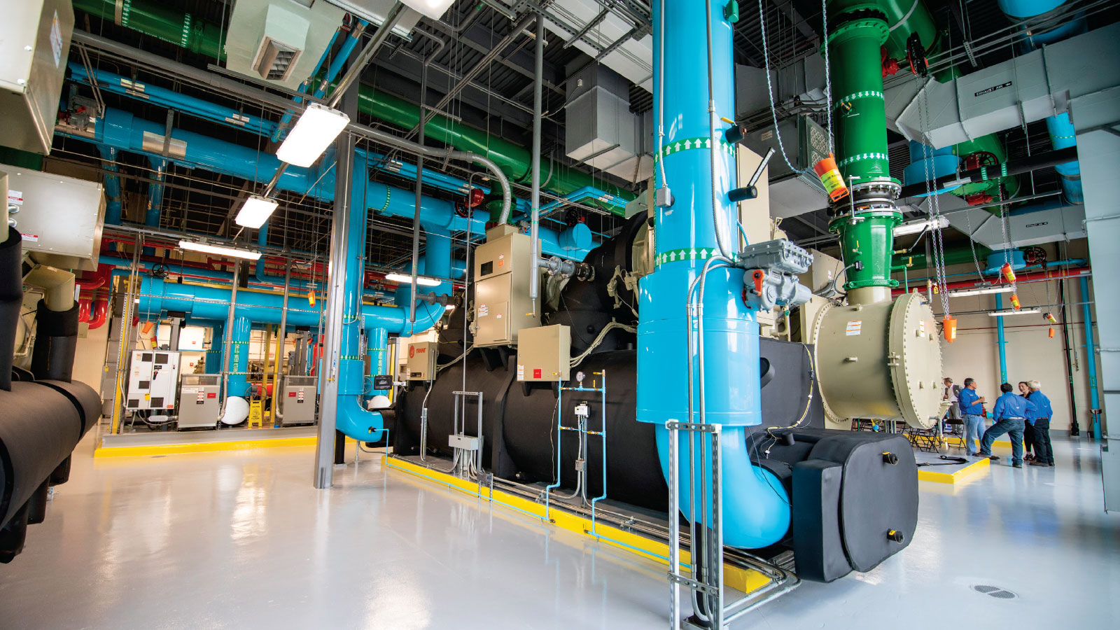 New UCF Energy Plant Is Designed for Learning