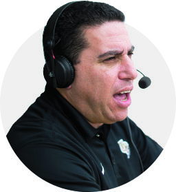 Marc Daniels - UCF football announcer