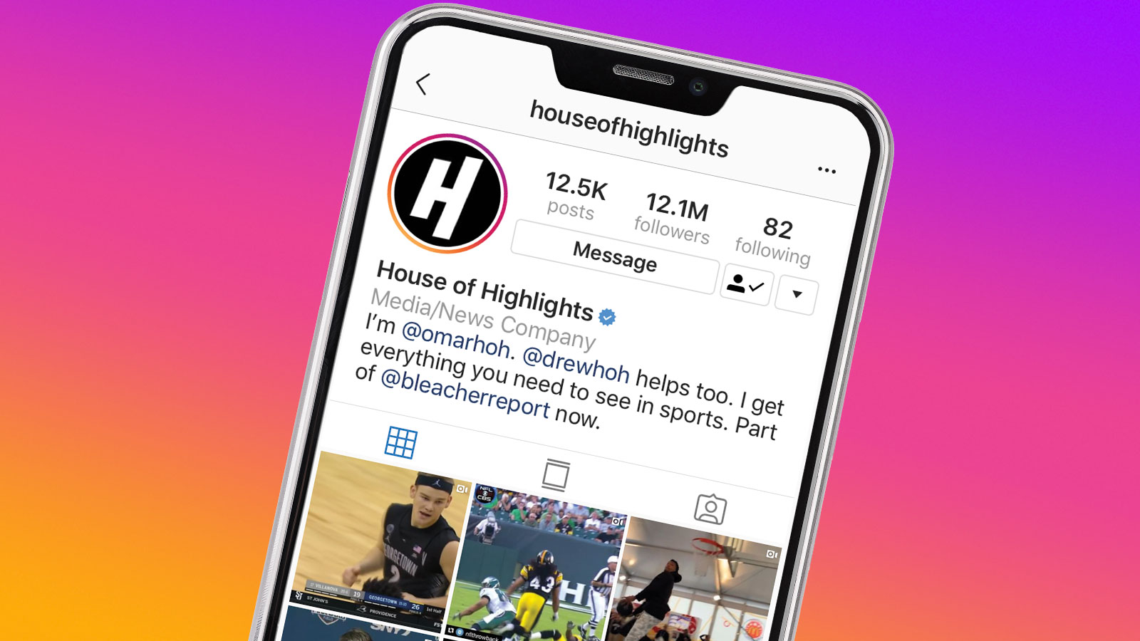 House of Highlights