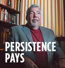 Pat Rushin: Making The Zero Theorem