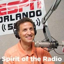 Scott Anez, '88: Host, ESPN Orlando Radio