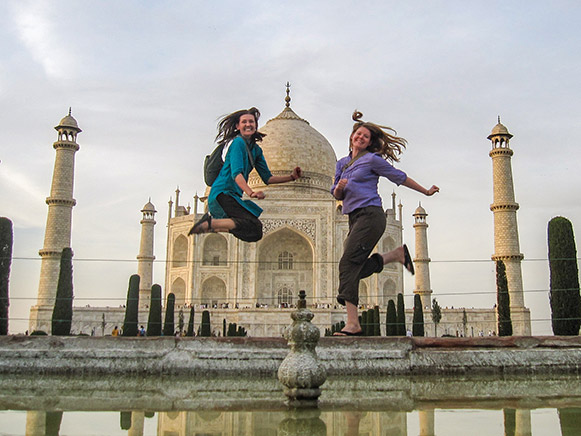 Jumping-shot-with-my-cousin-at-the-Taj-Mahal-in-India