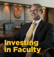Investing in Faculty