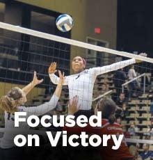 Focused on Victory