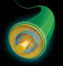 Charged Up: Nanotech Supercapacitors