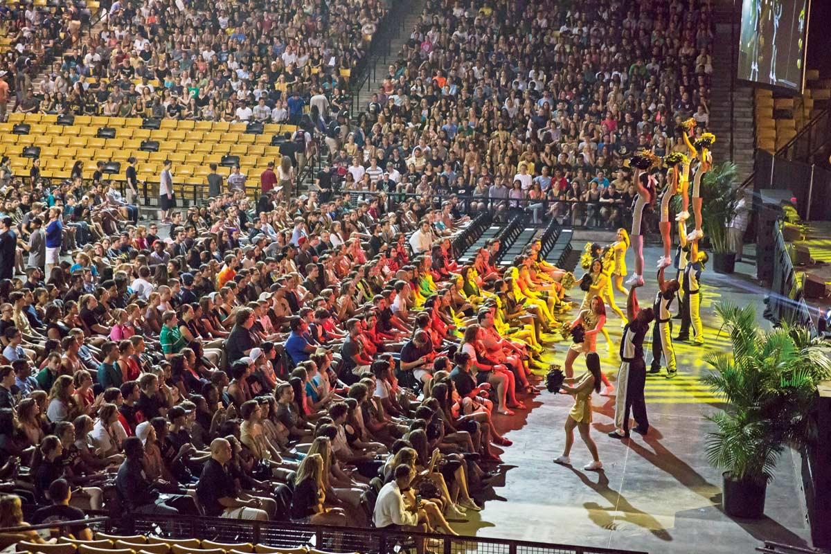 arena convocation