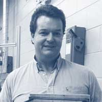 Todd Bradley Portrait