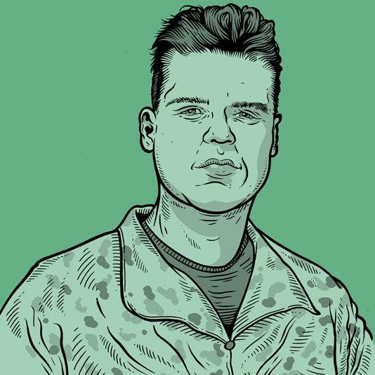 UCF Veteran - Robert Glasgow