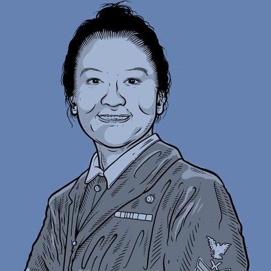 UCF Veteran - Martha (Sue Hernandez Noe) Blair