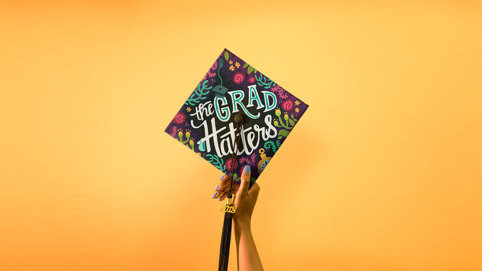 The Grad Hatters